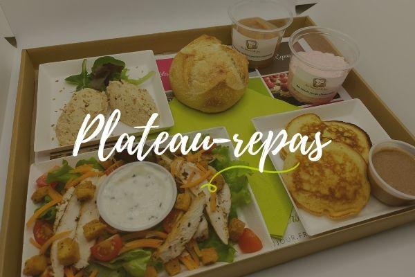 Plateau repas home